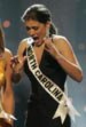 Miss North Carolina crowned Miss USA 