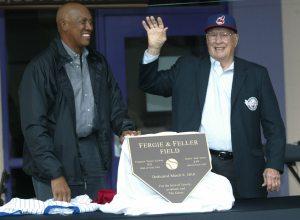 Gateway names field after baseball legends