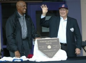 Gateway names field after baseball legends
