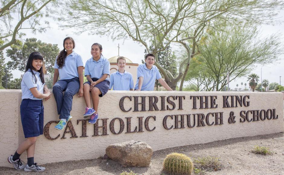 Best of Mesa 2014 Preschool: Christ the King Catholic Preschool