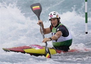 London Olympics Kayak Slalom Men
