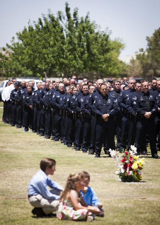 Officer Brandon Mendoza