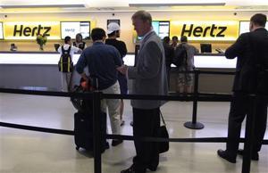 Travel-Car Rental Problems