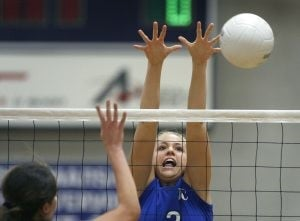 Valley Christian volleyball falls in rematch