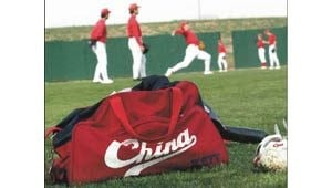 Chinese come to Scottsdale to hone baseball skills under major league tutelage