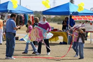 Basant Mela Kite Flying Festival
