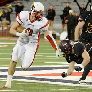 Photos: Football Div.-II State Championship
