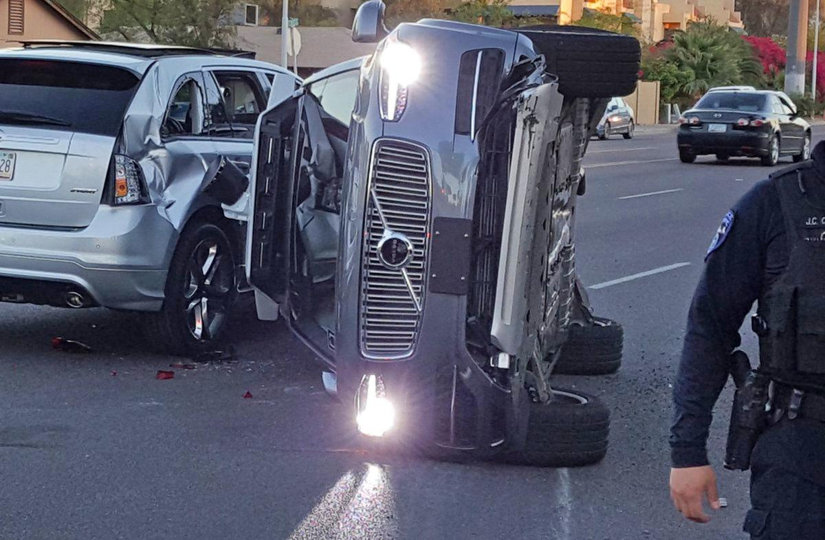 uber s tempe accident raises questions of self driving safety uber s tempe accident raises questions of self driving safety