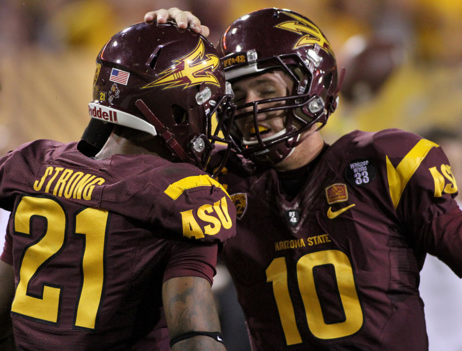 Sun Devils vs Colorado - 10/12/2013