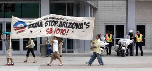 Immigration Arizona Lawsuits