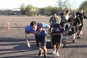 Mesa PD Explorer Post offers teens career 'boot camp'