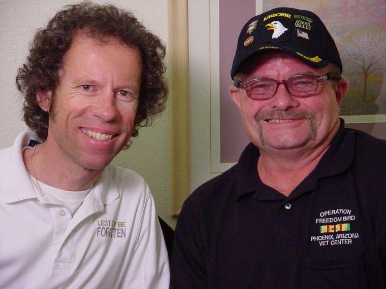 Larry Cappetto, Ed Masterso