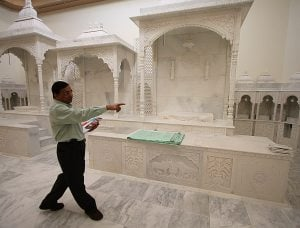 Ancient Jain religion has new temple in Phoenix