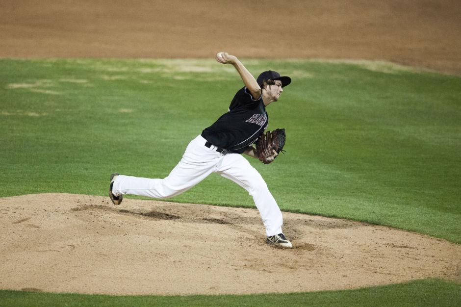Baseball: Hamilton vs Mesquite