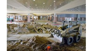 Fashion Square entrance gets makeover