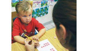 More parents have kids tutored for kindergarten