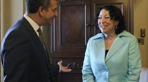 Republicans rip Dems for Sotomayor 'rush'