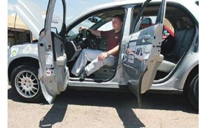 Virginia Tech team prevails in GM alt-energy vehicle contest