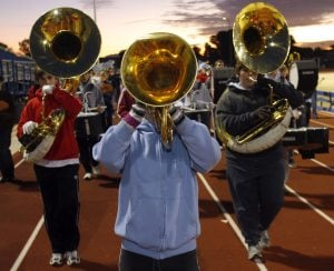 Mountain View band to compete at Fiesta Bowl