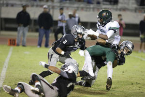 Basha vs. Hamilton football