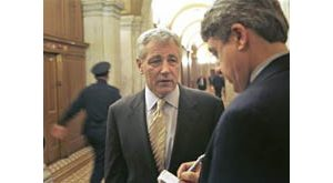 Senate resolution to criticize Iraq plan