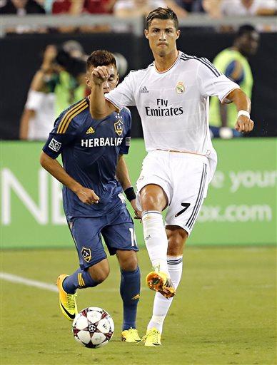 Cristiano Ronaldo, Hector Jimenez