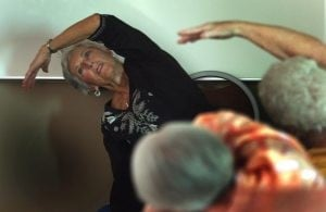 Tai chi brings seniors balance, new mobility 