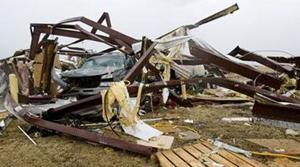 Tornado kills at least 4 in southern Oklahoma