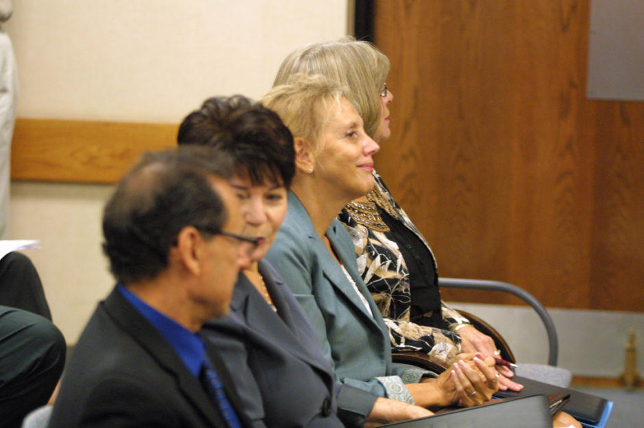 Mesa Council candidates