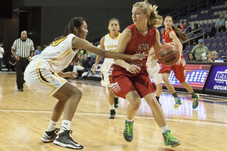 Basketball: Seton Catholic vs Saguaro