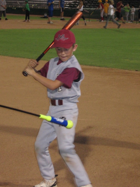 Chicago Cubs baseball clinic