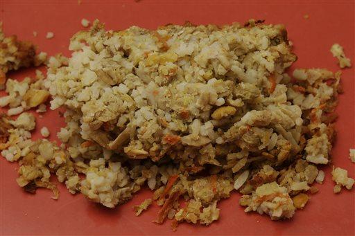 Prison Food Tasting