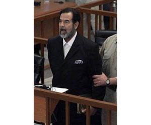 Saddam Hussein sentenced to death