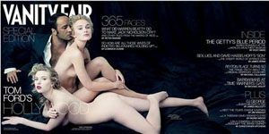 Two naked actresses draw magazine buzz