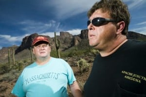 Brothers stake claim to 'Lost Dutchman'