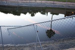 Pond Drying