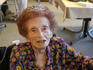 Woman turns 105 in Fountain Hills