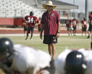 Red Mountain coach Jones resigns