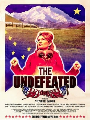 'The Undefeated' movie poster