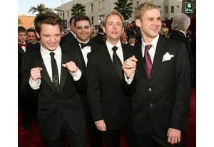 'Lord of the Rings' rules Oscars
