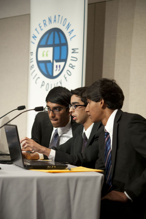 Hamilton debate team