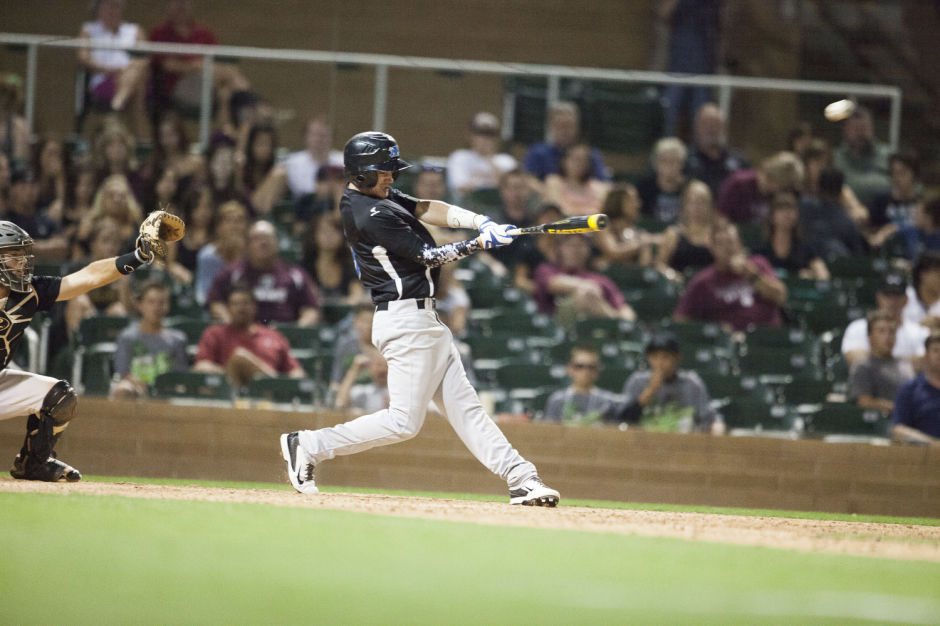 D-I Baseball Championship: Hamilton vs Mesquite