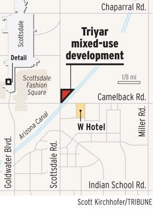 Triyar to move into Scottsdale offices