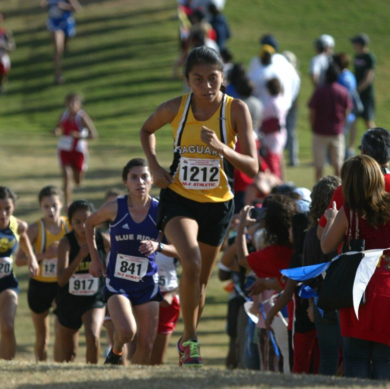 Cross Country State Championships 2012