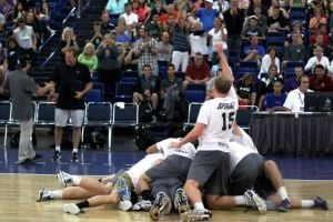 The Top Court: Spiral 18 Under Armour's ride to national title