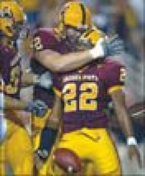 Sun Devils short on running backs
