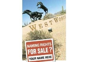 Scottsdale would sell naming rights under policy
