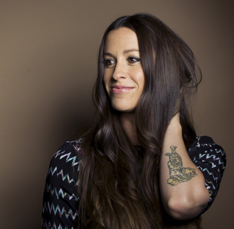 Q&A-Alanis Morissette