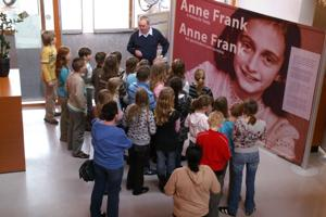 """""""Anne Frank: A History for Today"""""""