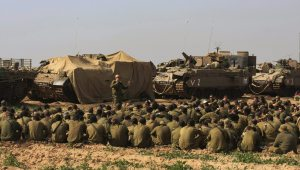 Israeli troops complete pullout from Gaza Strip
